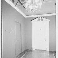 Evans Case Co., business at 30 E. 33rd St., New York City. View to entrance door