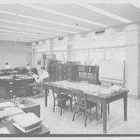 General Electric turbine plant, Schenectady, New York. Drafting room II