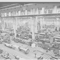 General Electric turbine plant, Schenectady, New York. Factory shot II
