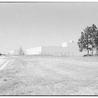 Gerrish Milliken Mills, Pendleton, South Carolina. Entrance view from north