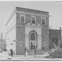 Griffith Consumers Co. Falls Church Bank, Falls Church, Virginia