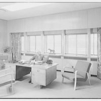Johnson & Johnson, Metuchen, New Jersey. Mr. Leger's office