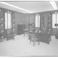 National Association of Dyers and Cleaners. Executive office of National Association of Dyers and Cleaners