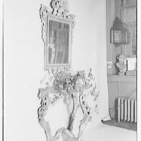 R. Olivieri, business at 127 E. 57th St., New York City. Console