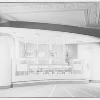 RKO theatre candy stand, New York City. Stand I, view I
