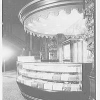 RKO theatre candy stand, New York City. Stand II, view II