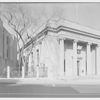 Rutherford National Bank, Rutherford, New Jersey. Exterior II