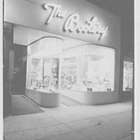 The Bootery, business at 19 W. State St., Trenton, New Jersey. Exterior