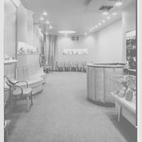 The Bootery, business at 19 W. State St., Trenton, New Jersey. Interior