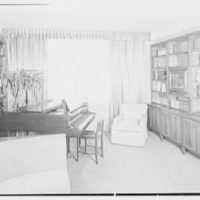 W. Sultan, residence at 140 Riverside Dr., New York City. Living room