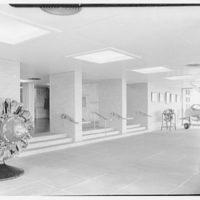 C.A.A. Federal Building, International Airport, New York City. Foyer II