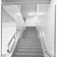 C.A.A. Federal Building, International Airport, New York City. Staircase II
