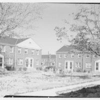 Day Village, Baltimore, Maryland. Exterior IV