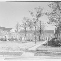 Day Village, Baltimore, Maryland. Exterior V