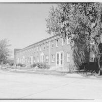 Day Village, Baltimore, Maryland. Exterior VIII