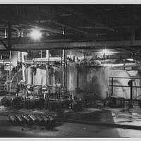 Dominion Alkali & Chemical Co., Ltd., Beaunhois i.e. Beauharnois, Canada. Leaking tanks