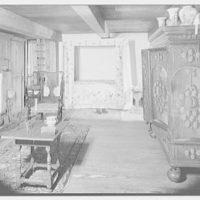Henry Francis Du Pont Winterthur Museum, Winterthur, Delaware. Hardenbergh room