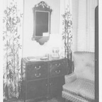 Hilda Kassell, E. 53rd St., New York City. Drapery and radio at Emma Cole's residence