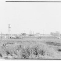 Interchemical Corp., Hawthorne, New Jersey. General view from hill II