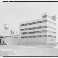 Interchemical Corp., Hawthorne, New Jersey. Manufacturing wing close-up
