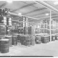 Interchemical Corp., Hawthorne, New Jersey. Storage warehouse