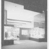 John Forsythe, business at 348 Madison Ave., New York City. Exterior IV