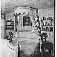 Mrs. Charles Henry Fallasse, Andely, residence in Cross River, New York. Bedroom I