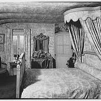 Mrs. Charles Henry Fallasse, Andely, residence in Cross River, New York. Bedroom II