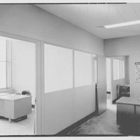 United Nations. Mock-up office III