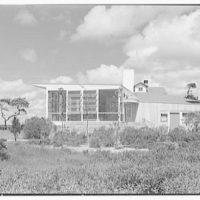 William J. Murphy, residence in Remsenburg, Long Island, New York. Exterior II