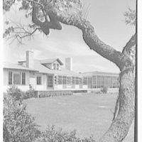 William J. Murphy, residence in Remsenburg, Long Island, New York. Exterior IV