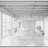 William J. Murphy, residence in Remsenburg, Long Island, New York. Interior I