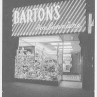 Barton's, business in Jackson Heights. Exterior