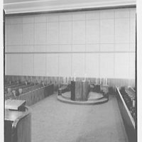 Congregation Sons of Israel, Woodmere, Long Island, New York. From chancel