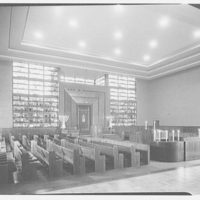 Congregation Sons of Israel, Woodmere, Long Island, New York. Synagogue general