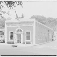 County Trust Co., White Plains, New York. Hartsdale branch
