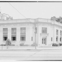 County Trust Co., White Plains, New York. Larchmont Post Rd. branch