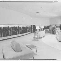 Franklin Simon, business in Westport, Connecticut. Dress department