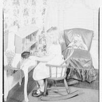 Greeff Fabrics, business. Child's bedroom III