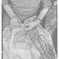 Greeff Fabrics, business. Emma Cole at work I