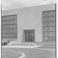 Johnson & Johnson, Research Center, New Brunswick, New Jersey. Exterior VII
