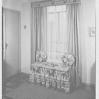 Mrs. Emily R. Purcell, residence at 420 E. 23rd St., New York City. Bedroom I