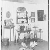 Mrs. Lawrence Ullman, business on Prospect Ave., Tarrytown, New York. Corner group