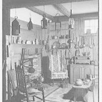 Mrs. Lawrence Ullman, business on Prospect Ave., Tarrytown, New York. Fireplace group I