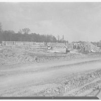 New Jersey Turnpike Authority. Site 3S, view looking southeast, S. Haddenfield and Krescent Rd.