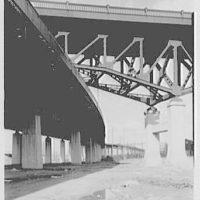 New Jersey Turnpike. Under skyway II