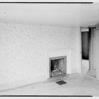 Paul Vautrin, residence in Redding, Connecticut. Interior III, upstairs bedroom