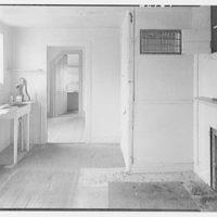 Paul Vautrin, residence in Redding, Connecticut. Kitchen