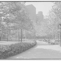 Stuyvesant Town, 14th St., New York City. Walk
