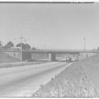 Van Wyck Express Highway, Queens, New York. Linden Blvd. bridge I